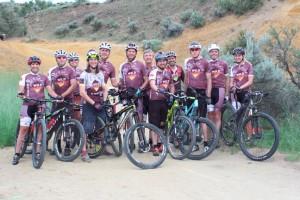 Red Cliffs Team Photo